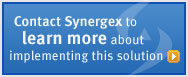 Contact Synergex to learn more about implementing this solution